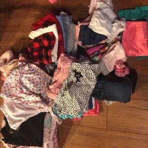Baby girl clothing lot